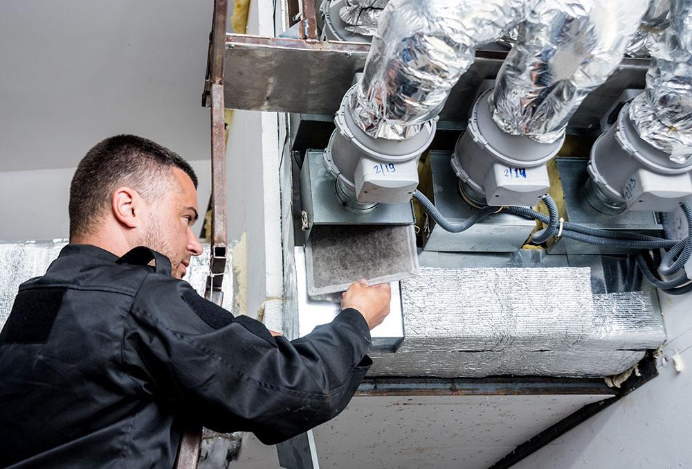 Rens og vedlikehold av ventilasjon, Gårdsreform AS